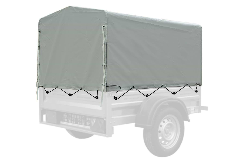 hochplane mit hochspriegel garden trailer 150 anh nger. Black Bedroom Furniture Sets. Home Design Ideas