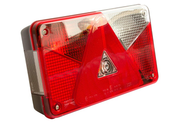 Multipoint V rechts für Pkw-Anhänger | Beleuchtung und Elektrik ...