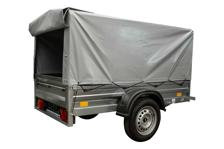 2000LB//900kg GARDEN TRAILER