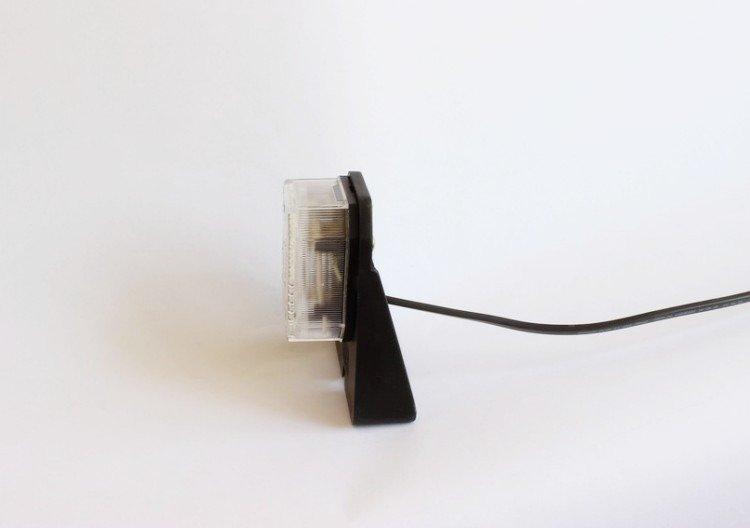 umrissleuchte flexipoint wei 0 5 m f r pkw anh nger beleuchtung und elektrik umrissleuchten. Black Bedroom Furniture Sets. Home Design Ideas
